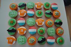 EK 2012 cupcakes