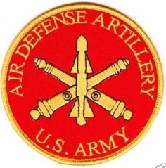 United States Army Air Defense Artillery Patch