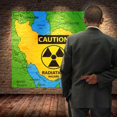 We Still Don't Know Why Obama Wants Deal with Iran by DR. MICHAEL LEDEEN February 4, 2015  The past few days have produced at least three excellent articles on Obama's secret agreements, or would-be agreements, with Iran.