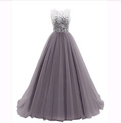 Long Chiffon Lace Wedding Party Evening Gowns Formal Prom Bridesmaid Dresses