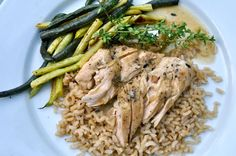 Slow Cooker Garlic Chicken from Our Everyday Dinners