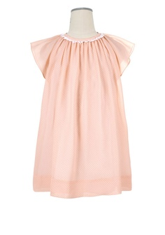 Hucklebones SS13 © Flutter Sleeve Dress - Pink