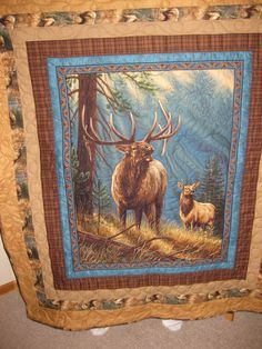 borders around deer panels - Yahoo Image Search Results
