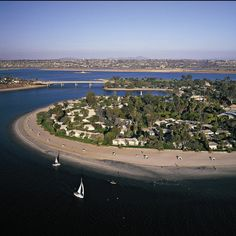 Paradise Point Resort & Spa—San Diego, California. .. Great memories here w/ Jill and grandkids... Had a bonfire on the beach...