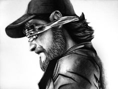 Kenny - The Walking Dead by Names76 on deviantART