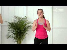Cardio Kickboxing Workout (VIDEO)