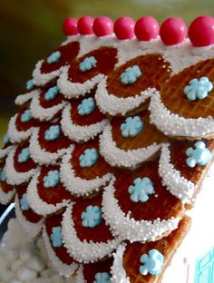 .Oh Sugar Events: Christmas Gingerbread House