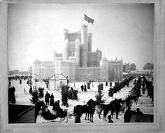 st paul winter carnival 1886