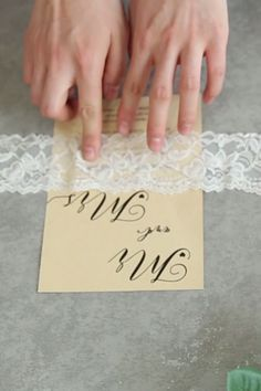 Simple Country Lace Wedding Invitations EWLS059 #diyweddings#weddinginvitations#weddings#ElegantWeddingInvites