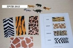 Zoo or Jungle Themed Activities for Preschool and Kindergarten, including free printables, from The Preschool Toolbox at Squidoo