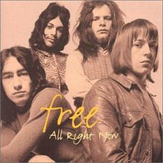 "#190. ""All Right Now""  ***  Paul Kossoff (Free)  (1970)"