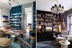 book worm room on the left