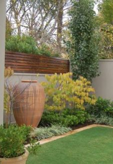 1000 images about landscaping ideas on pinterest paver for Courtyard landscaping adelaide