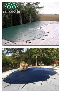 mesh safety pool covers for inground pool Mesh Pool Covers, Pool Safety Covers, Custom Pools, Beach Mat, Outdoor Blanket, Outdoor Decor, Design, Design Comics