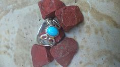 My favorite turquoise ring