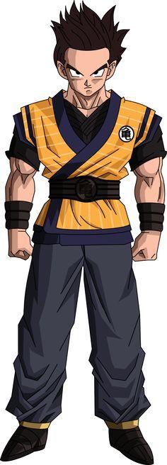 Goku (Dragon Ball Evolution) by OWC478 on DeviantArt