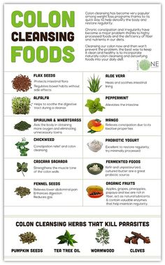 Check out these colon cleansing foods! Visit: SourceONENutrition.com to learn more about living a healthy lifestyle through better nutrition!