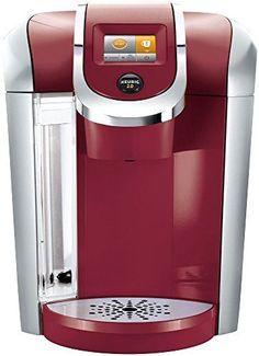 NEW Keurig K450 2.0 Coffee Cup Carafe Maker Brewing Serve Machine System, Red  #Keurig