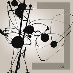 abstract art/illustrations/cartoons by Carl von Herrlichingen