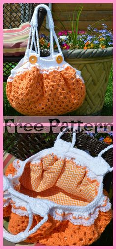 These crochet unique bags are a great project, and definitely one that you will enjoy making! They will be great as a present, or you could crochet one for Crochet Handbags, Crochet Purses, Crochet Bags, Crochet Throw Pattern, Crochet Patterns, Sewing Patterns, Crochet Unique, Purse Patterns Free, Chevron Bags