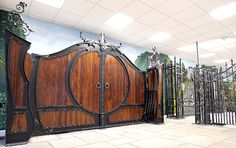 images of unique garden gates | Page wooden gates ..3 metal gates ..4 frog … Access Full Source