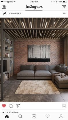 Lovely basement space