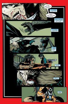 Batgirl und Robin starten Dating
