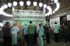Makam & Masjid Sayyidina Husein