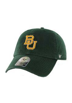 Baylor University Men s Basic Green  47 Brand Franchise Hat http   www. dd2e7e398