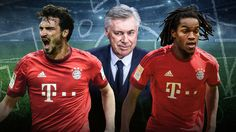 Jawara Bundesliga Jerman Bayern Munchen sudah mendatangkan 2 pemain baru dengan status bintang di bursa transfer pemain awal musim 2016-2017 ini. Adalah Mats Hummels yang menjadi pembelian pertama …