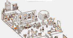 Animated web illustration inspiration