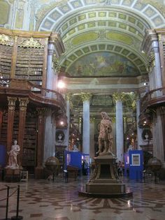 Photo of Austrian National Library (Nationalbibliothek)
