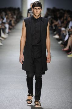 Givenchy Men's RTW Spring 2013