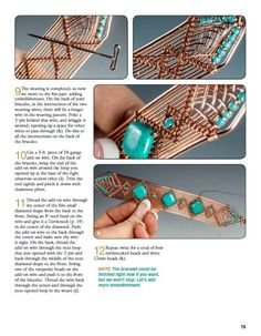 Book Review - Timeless Weaving - The Beading Gem's Journal