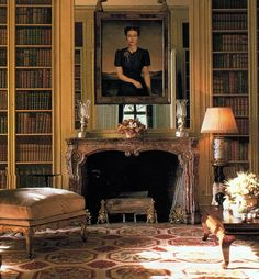 Duke and Duchess of Windsor library, House of Windsor Paris