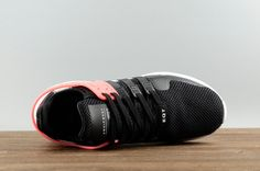 detailed look a1425 ffe27 Adidas EQT Support 9317 AVD Boost Black Pink BA7719 Men Running Sneakers 6  Running Sneakers