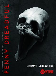 Showtime has released a new trailer and poster for season three of Penny Dreadful. The new season begins in May. What do you think? Are you a fan of the Victorian thriller?