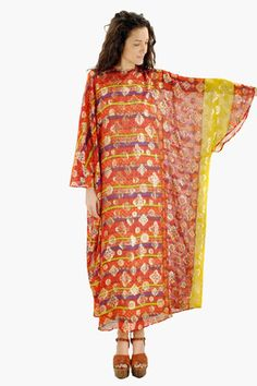 Waw...this caftan is really lovely!