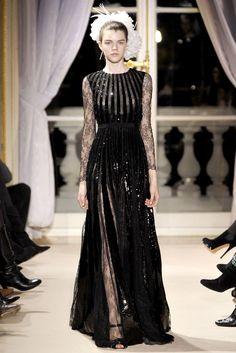 Giambattista Valli Spring 2012 Couture Fashion Show - Antonia Wesseloh (Elite)