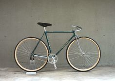 Olmo_SLX olio road bike, small, compact, teal, vintage, awesome