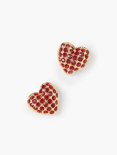 Classic Style Women, Modern Classic, Heart Earrings, Stud Earrings, Soft Gamine, We Are The Ones, Type 1, Talbots, Accessories
