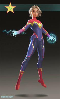 Superhero Characters, Hero Academia Characters, Comic Book Characters, Comic Character, Captain Marvel, Marvel Dc, Marvel Comics, Marvel Cards, Design Comics