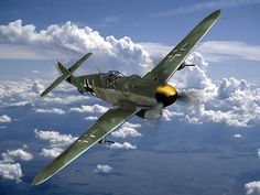 Messerschmitt ME - 109, WWII