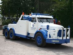 Volvo N88 - TOW TRUCK
