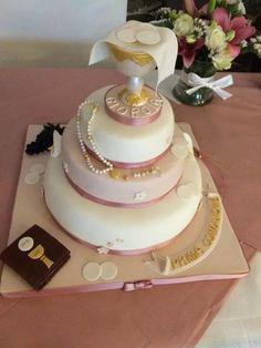 torta prima comunione - Cake by farina Cinzia