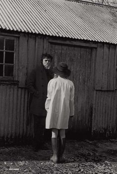 Kate Moss and Pete Doherty by Venetia Scott
