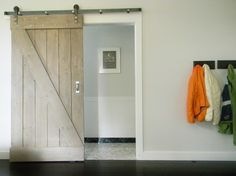 Farm style Door