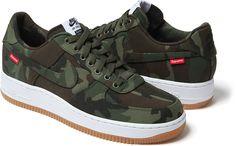 Nike x Supreme Air Force 1 / Follow My SNEAKERS Board!