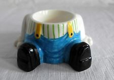 Vintage Ceramic Humpty Dumpty Egg Cup Holder