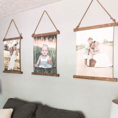 Hanging your memories up turns your house into a home thanks for sharing Painting Moving Decor and Organization Interior Design Living Room, Living Room Decor, Bedroom Decor, Wall Decor, Interior Livingroom, Smallwood Home, Home And Living, Home Projects, Diy Home Decor
